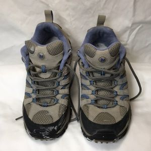 MERRELL.  7  Continuum women's low hiking/trail.